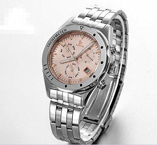 BIAOSHOU® Reloj Completamente Automático Multifuncional Diario Vida Resistente Al Agua Reloj , 2