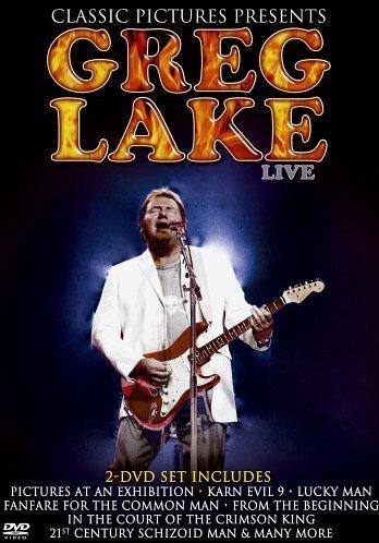 Greg Lake - Live In Concert [2 DVDs]
