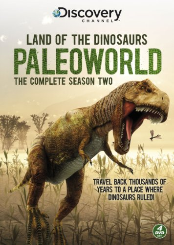 paleoworld-the-complete-season-two-land-of-the-dinosaurs-discovery-channel-4-disc-dvd-import-anglais