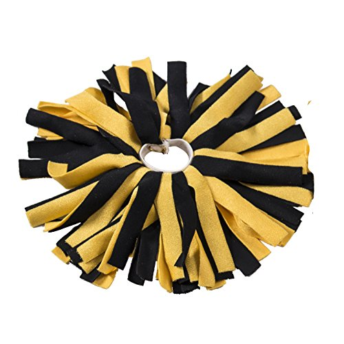 lewis-n-clark-pomchies-pom-id-pair-of-poms-luggage-tags-black-yellow-gold-8308
