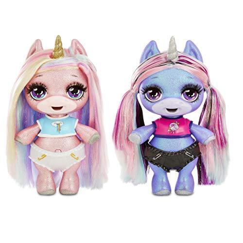 Poopsie Surprise Glitter Unicorn Box Grande Unicorno Gigante Nuova Versione Glitter 2019 Stardust Oppure Bling Original MGA