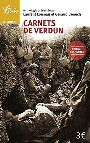Carnets de Verdun par Collectif