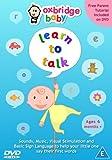 Oxbridge Baby - Learn to Talk [DVD]