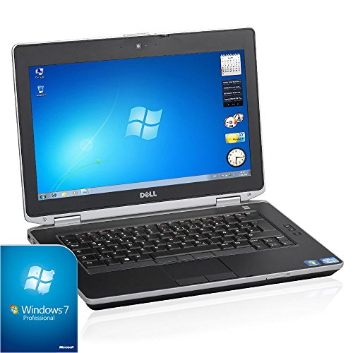 Dell Latitude E6430 business Notebook (Intel Core i5 2.6GHz, 8GB RAM, 128GB SSD, DVD-RW, Windows 7) (mit Bluetooth)