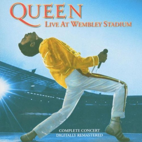 Live at Wembley by QUEEN (2005-03-04)