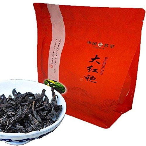 Heißer Verkauf 250g (0.55lb) Erstklassiges chinesisches Da Hong Pao große rote Robe Oolong Tee Ursprüngliches Geschenktee Oolong China gesunde Obacht Dahongpao Tee schwarzer Tee grüne Nahrung