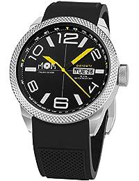 M.O.M. manifattura orologiaia modenese Modena Day Date PM7000 – 16 – Reloj  de Pulsera Hombre f9046981dc41