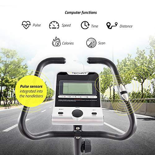 Zoom IMG-2 techfit b470 bicicletta di fitness