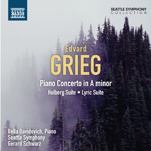 Grieg: Piano Concerto - Holber...