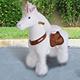 51GoBhzEOvL. SL160  BEST BUY UK #1PonyCycle ORIGINAL Official Riding Pony Mechanical Walking Unicorn Small price Reviews uk