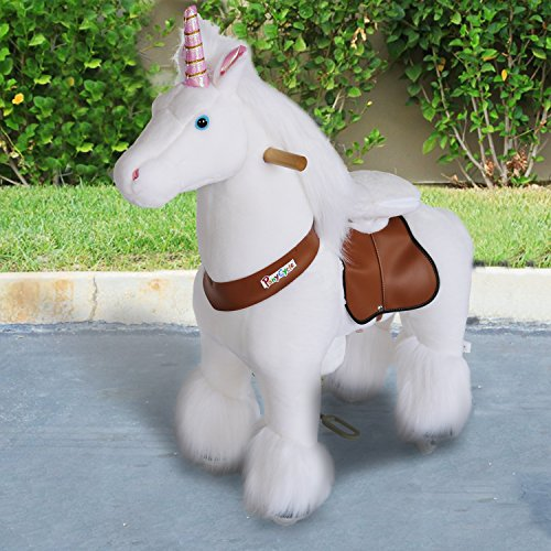 51GoBhzEOvL BEST BUY UK #1PonyCycle ORIGINAL Official Riding Pony Mechanical Walking Unicorn Small price Reviews uk