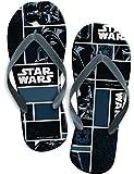 Bee-Square Star Wars Flip Flop Zehentreter mit Tollem Darth Vader - Motiv