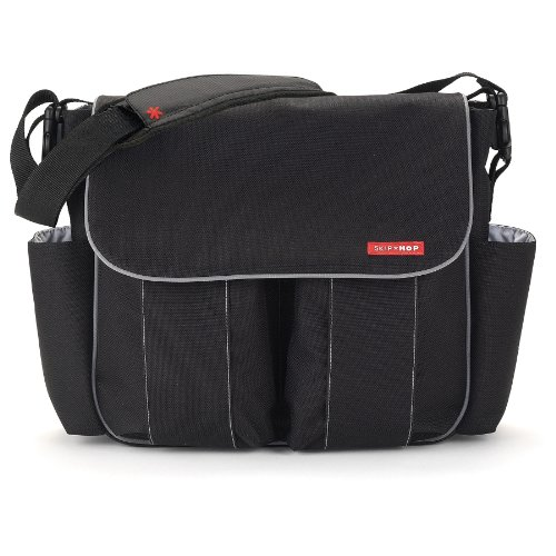 Skip Hop Dash Wickeltasche Black