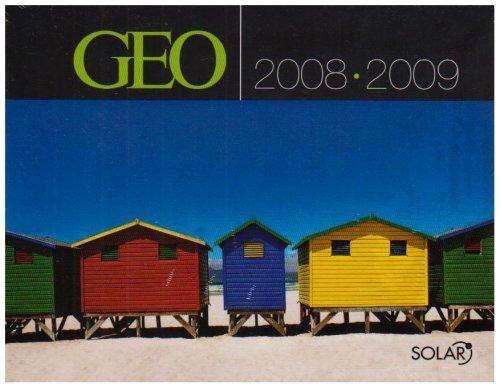 AGENDA MINI GEO 2008-2009 par GILLES DUSOUCHET