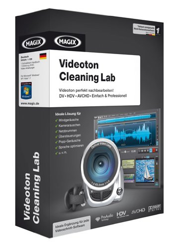 MAGIX Videoton Cleaning Lab
