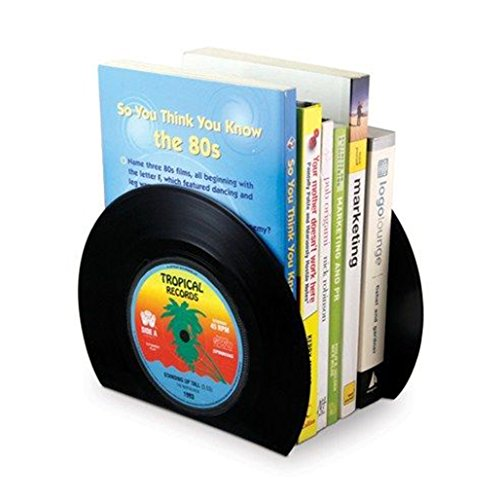 Vinile retro record Reggilibri scaffali vintage look Gift Book Home file