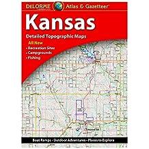 Delorme Atlas & Gazetteer Kansas