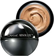 Lakme Absolute Skin Natural Mousse, Rose Fair 02, 25g