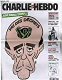 "CHARLIE HEBDO N°7983 - JUPPE DONNE L'EXEMPLE ""TRI DES DECHETS"""