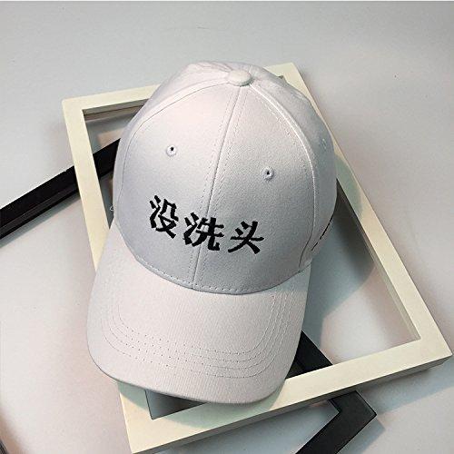 Hatrita-J Gli appassionati di outdoor sono cappello da baseball hat  sunscreen sul testo berretto 527ef9eb5e02
