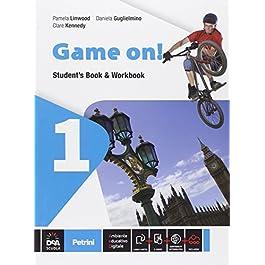 Game on! Student's book-Workbook. Per la Scuola media. Con e-book. Con espansione online: 1