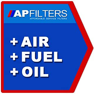 AP Automotive MD9640 SP929 SP2041 QF10016 Air Oil Fuel Filter Service Kit
