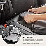 51GoLFkKvJL._SS150_ reer Kindersitz-Unterlage TravelKid Protect, rutschfeste Unterlage, ISOFIX geeignet, für alle herkömmlichen Modelle, grau