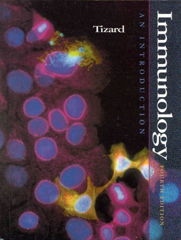 Immunology: An Introduction by Ian Tizard (1994-12-08)