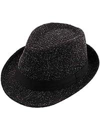 Amazon.es  Sombreros Pork Pie - Sombreros y gorras  Ropa d07b6b501a8