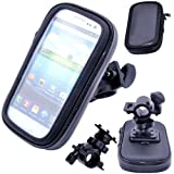 Best Cases for iPhone 5C Of Times Bar Covers - Waterproof Bicycle Handle Bar Case Rotating Holder For Review