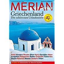 MERIAN Griechenland extra: Die schönsten Urlaubsziele (MERIAN Hefte)