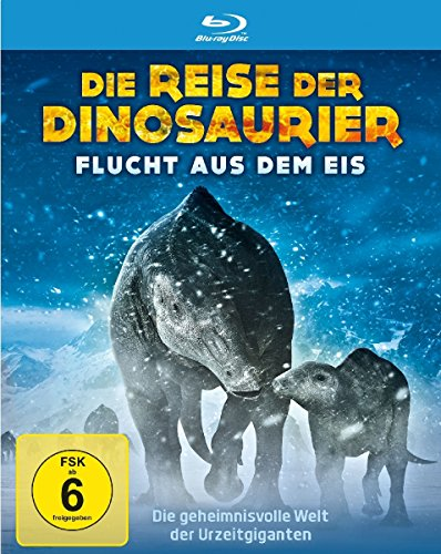 Die Reise der Dinosaurier - Flucht aus dem Eis [Blu-ray]