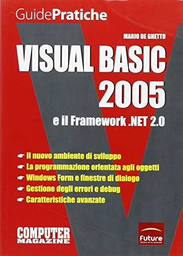 Visual Basic 2005 e il Framework.NET 2.0