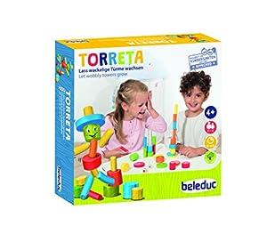 Beleduc 22451Tor Torreta Juego de Niños