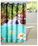 Swayam Curtain Concept Printed Polyester...