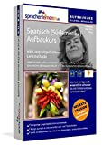 Spanisch (Südamerika)-Aufbaukurs: Lernstufen B1+B2. Lernsoftware auf CD-ROM+MP3-Audio-CD für Windows/Linux/Mac OS X. Südamerikanisch lernen für Fortgeschrittene mit Langzeitgedächtnis-Lernmethode
