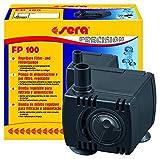 Sera 30593de filtre et de soutien Pompe FP 100réglable pour eau douce et eau de mer (qmax: 120L/H LEDDébit max: 0,30m à 1,5W Câble d'alimentation avec fiche et 8mm schlach Embout de l'UE et 1,8m)