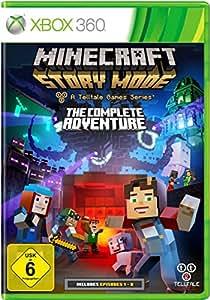 Minecraft Story Mode The Complete Adventure A Telltale Game - Minecraft xbox spielen