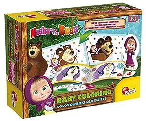 Lisciani 78059 - Juego de coloración Creativa para bebé