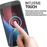#9: Dashmesh Shopping Tempered glass screen protector For Motorola Moto G4 Plus