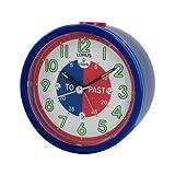 Best Alarm Clocks For Kids - Lorus Time Teacher Beep Alarm Clock - Blue Review