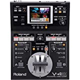 roland systems group V4EX - V-4EX Video Mixer - 4-Channel Digital Video Mixer with Effects