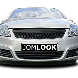 JOM 6320036MOE Front Grill Opel Zafira B 05-08, black, sport look