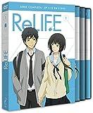 Relife Episodios 1 A 13 (Serie Completa) [DVD]