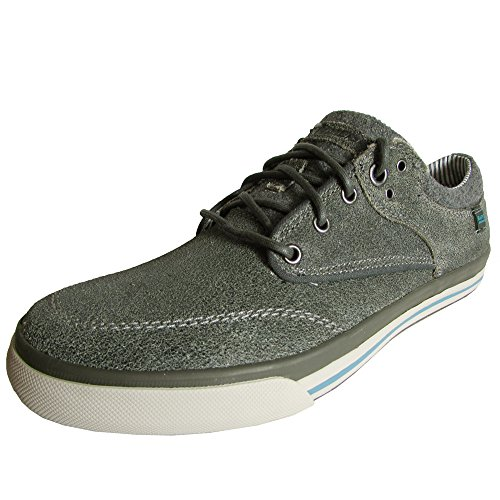 Skechers Mens Relaxed Diamondback Fit Shallow 64249 Chaussures Casual gray