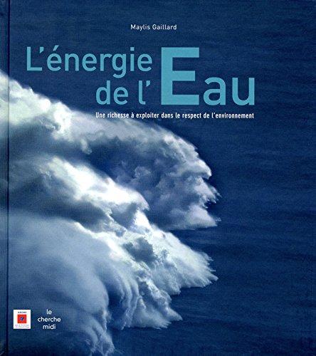 L'énergie de l'eau par Maylis GAILLARD