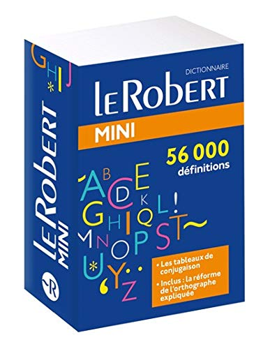 Dictionnaire Le Robert Mini par Collectif