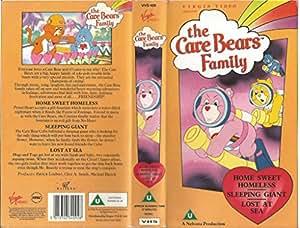 The Care Bears Family Home Sweet Homeless Vhs Dan