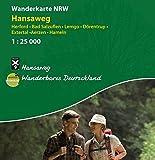 Wanderkarte NRW: Hansaweg
