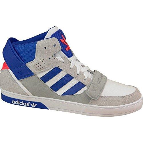 Blc Adidas Blancos Dura Corta Zapatos Defensa De CPqFxtI